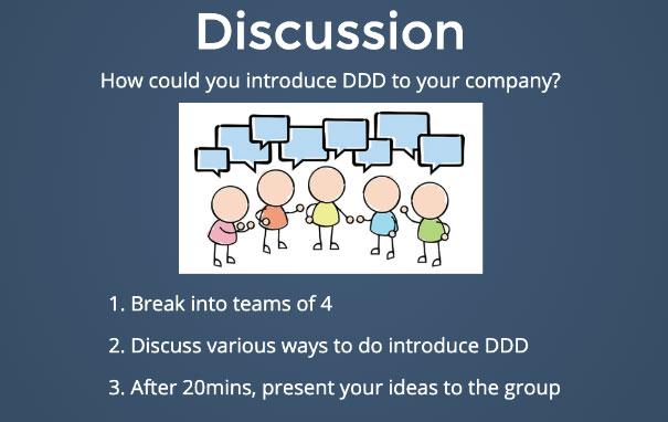 Slide on last discussion